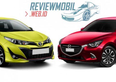 Perbandingan Spesifikasi Toyota Yaris VS Mazda 2