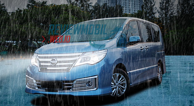 Nissan Intelligent Mobility, Tingkatkan Sensasi Mengendarai Serena Terbaru