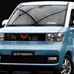 Wuling Victory MPV Terbaru Dengan Logo Silver